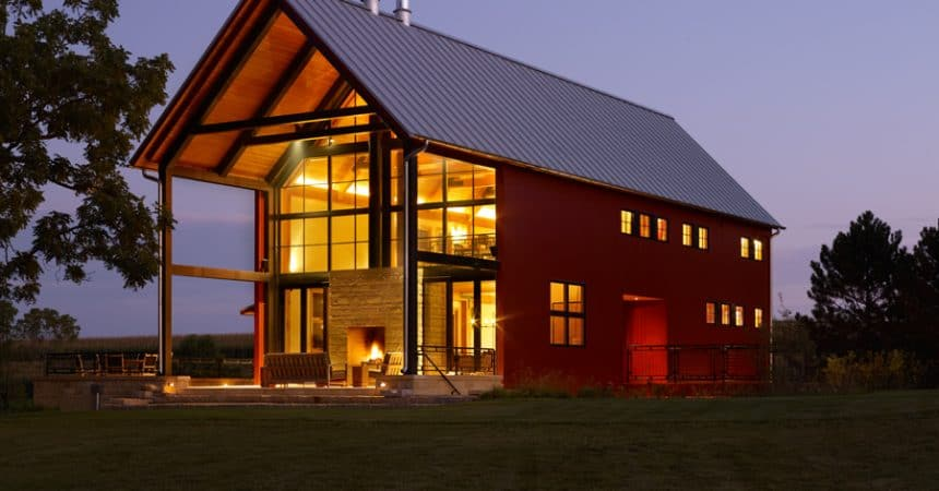 What Are Pole Barn Homes & How Can I Build One? | Metal Building Hom
