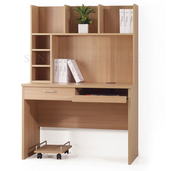 Modern Cheap price kids study table with home office wood reading .