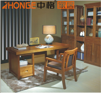 Provide unique style solid wood furniture reading desk reading .