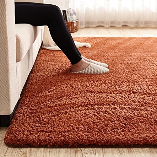 Large Size Home Floor Shaggy Carpet Soft Living Room Rug Modern .