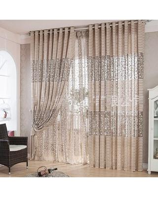 32% Off Meigar Modern Room Tulle Window Door Curtain Balcony Drape .