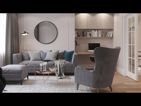 Home Decorating Ideas Living Room 2019 / Small Living room design .