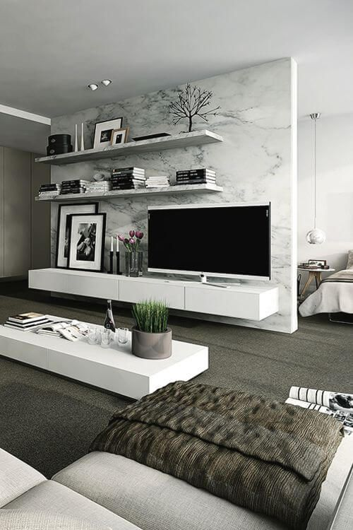 21 Modern Living Room Decorating Ideas | Living room designs .