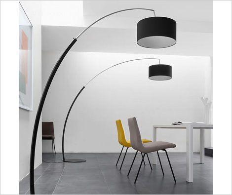 Trendy Modern Floor Lamps - 6 very tall floor lamp designs | Tall .