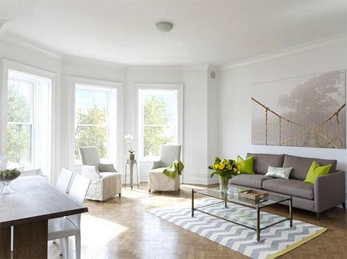 Rug Critic – Modern Contemporary Living Room Area Ru
