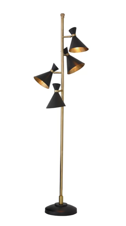Pin by Perigold on Mid-Century Modern | Tree floor lamp, Floor .