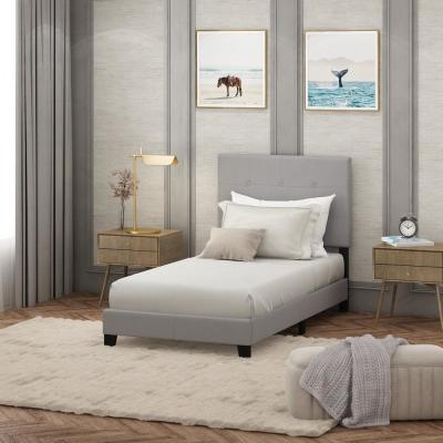 Modern - Twin - Beds - Bedroom Furniture - The Home Dep