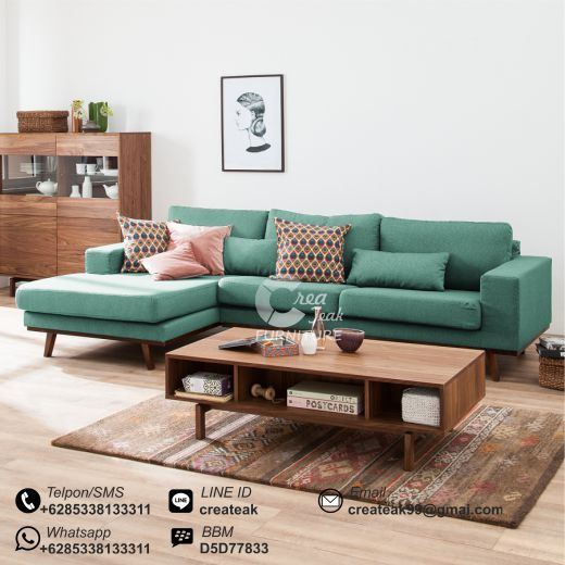 Sofa Vintage, Furniture Sofa, Sofa Bed, Sofa L Minimalis, Model .