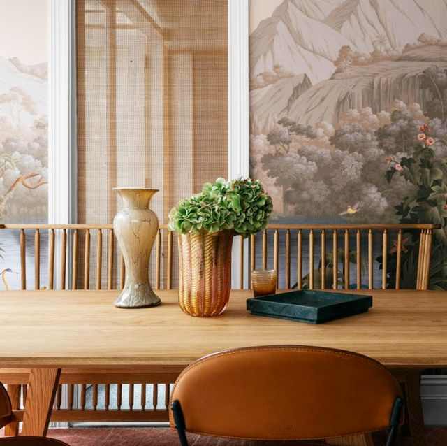 Modern Wallpaper Designs For Dining Room
