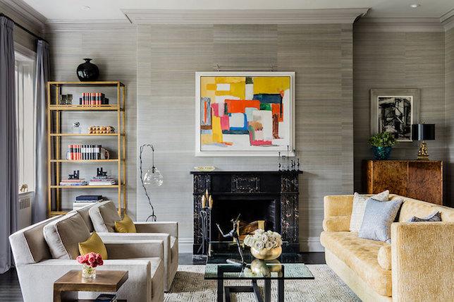 Living Room Wallpaper Ideas For A Unique + Memorable Look   Décor A