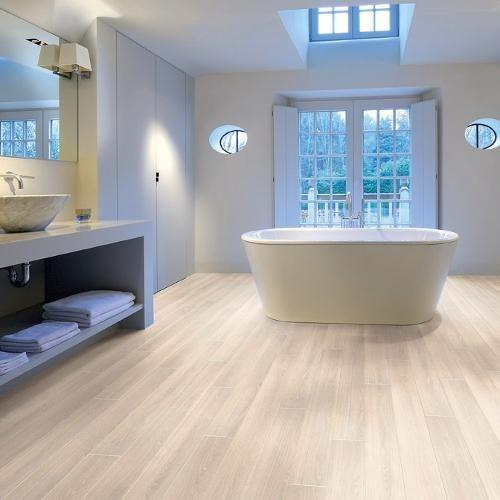 Modern Flooring For Bathrooms | Waterproof laminate flooring .