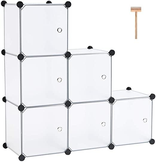 Amazon.com: C&AHOME Cube Storage Organizer, Modular Shelving Units .