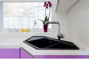 15 Cool Corner Kitchen Sink Designs | Corner sink kitchen, Modern .