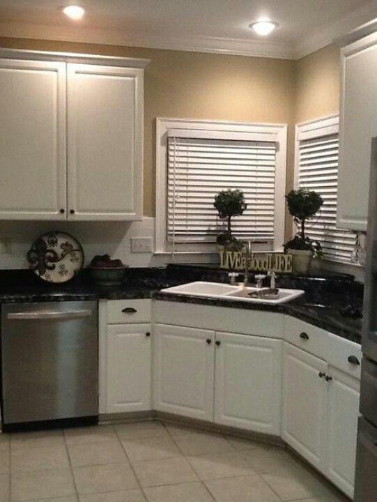 339 Best R^ CORNER KITCHEN SINK images | Kitchen sink design .
