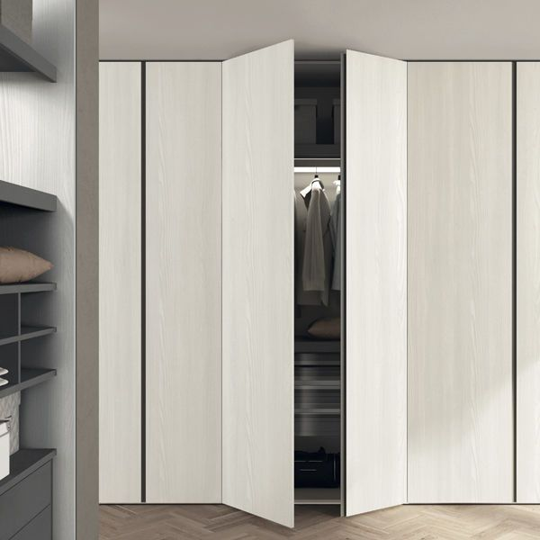 Modular Wardrobe Systems With Doors | Wardrobe systems, Modular .
