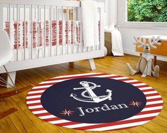 Nautical nursery rug | Et