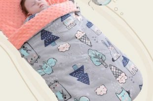 Baby Sleeping Bag Spring Autumn Extra Thick Baby Sleeping Sack .