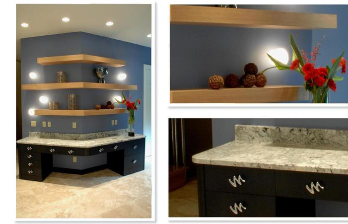 Office Decoration Cabinet Ideas Desk Design Designs For Small .