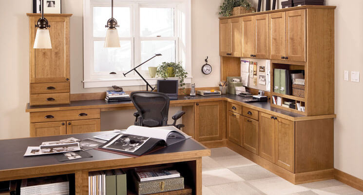 Office Cabinets | Inspiration | Norcraft Cabinet