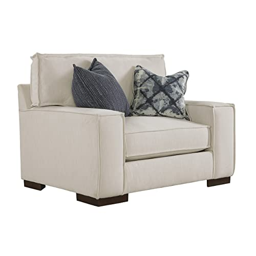 Oversized Chair and Ottoman: Amazon.c