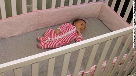 Stop using crib bumpers, doctors say - C