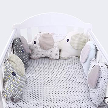 Padded Crib Bumpers For Babies