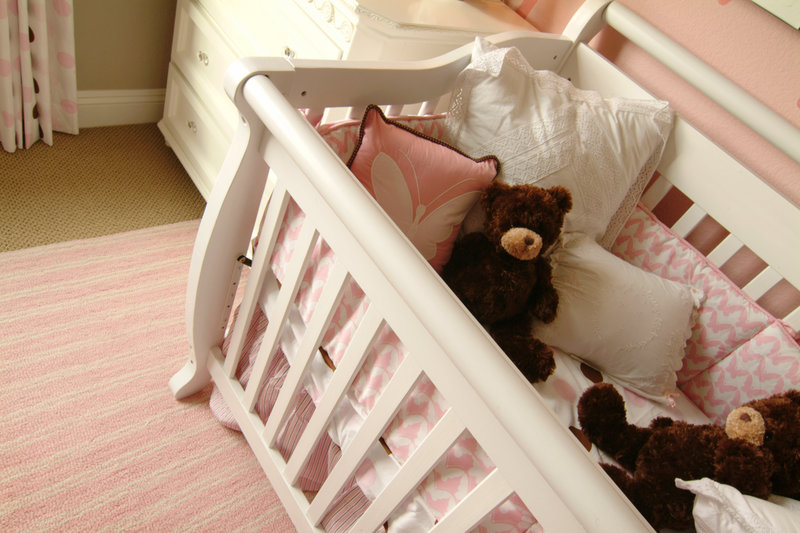 Study Shows Increase In Babies' Deaths Due To Crib Bumpers : Shots .