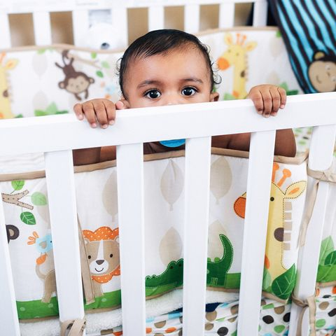 "Are Crib Bumpers Safe? Experts Say Not Even Those ""Breathable ."