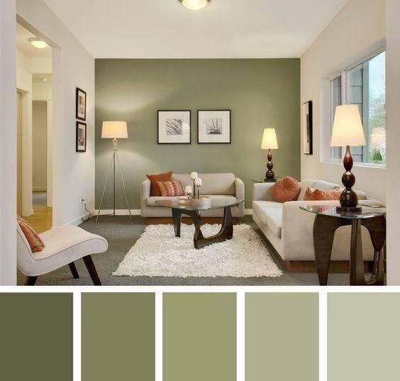 ✔️ 35 Best Living Room Color Schemes Brimming With Character .