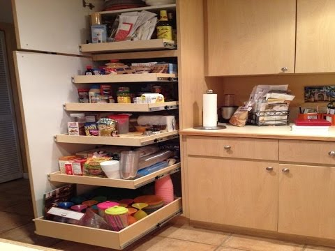 Kitchen Storage Cabinet - Storage Cabinets With Doors - YouTu