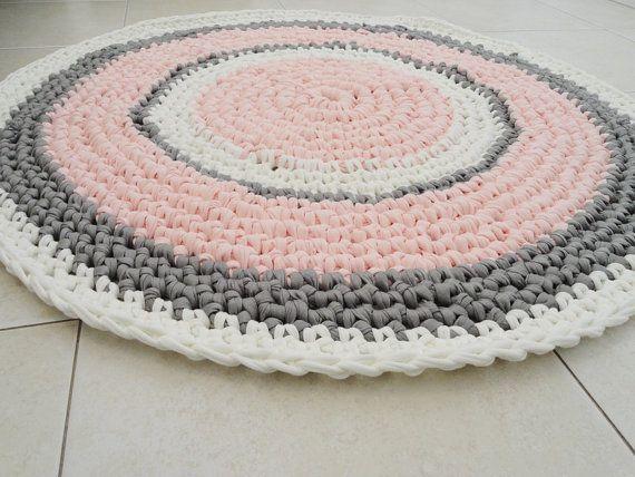 Patterns Of Girls Rugs | Crochet rug patterns, Girls rugs, Crochet .