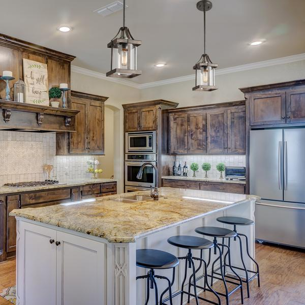 How to Choose the Perfect Kitchen Island Lighting – LNC HO