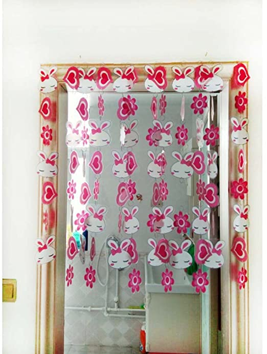 Amazon.com: LJ&XJ Hanging partition plastic door curtain,Line .