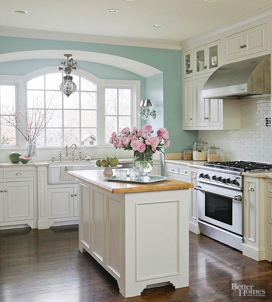 Popular Kitchen Paint Colors | Better Homes & Garde