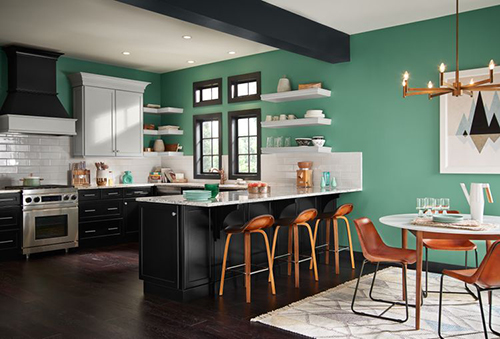 Most Popular Kitchen Colors for 2017 - Picone Home Painting .
