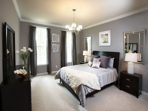 Your peace and the bedroom color | Home bedroom, Bedroom decor, Ho