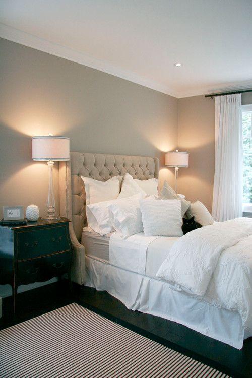 Popular Bedroom Paint Colors | Bedroom wall colors, Home bedroom .