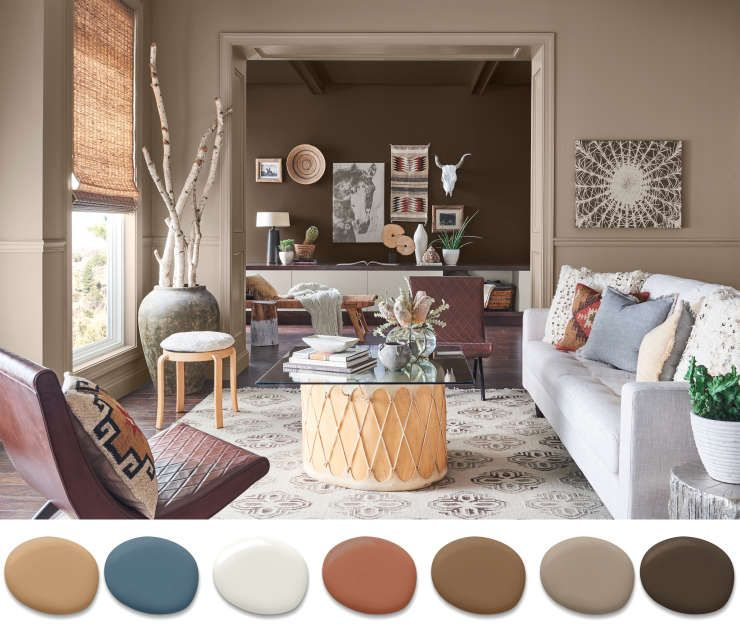 Sherwin-Williams On What Color Palettes Will Take Us Into 2019 .