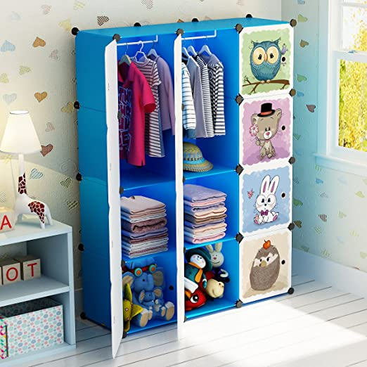 Amazon.com: MAGINELS Portable Kid Organizers and Cute Baby Storage .