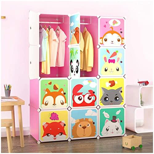 Portable Baby Closet Organizer