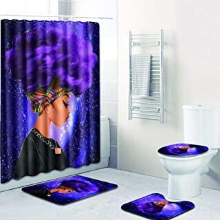 Amazon.com: Purple - Bathroom Accessory Sets / Bathroom .