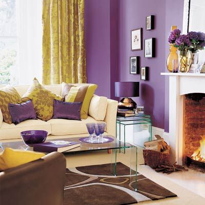 Editors' Picks: Our Favorite Colorful Living Rooms | Living room .