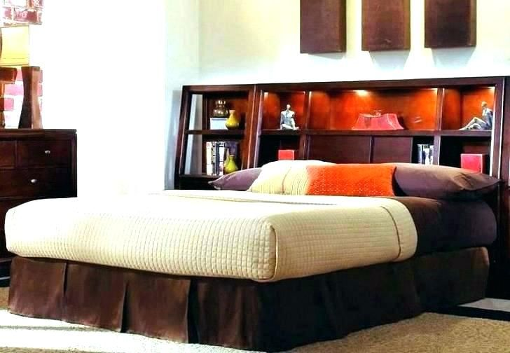 King Size Headboard With Storage And Lights: The Best Reasons on .