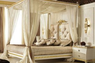 20 Queen Size Canopy Bedroom Sets | Canopy bedroom sets, King size .