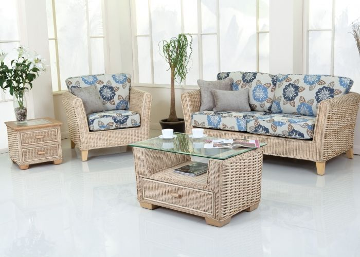 Rattan Cane Conservatory Furniture | Rattan dining chairs, Wicker .