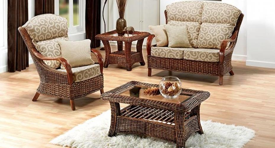 How To Clean Natural Rattan And Cane Conservatory Furniture .