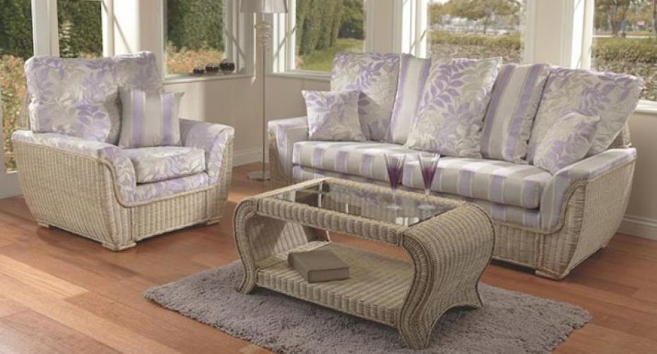 Rattan Cane Conservatory Furniture