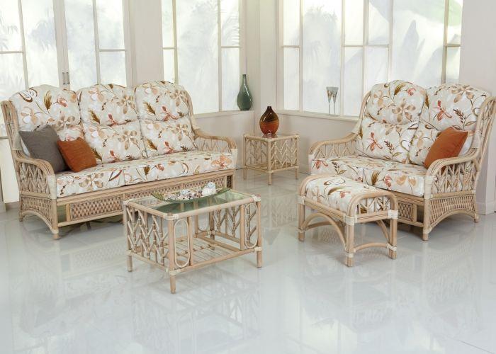 Rattan & Cane Conservatory Furniture | Bamboo sofa, Furniture .