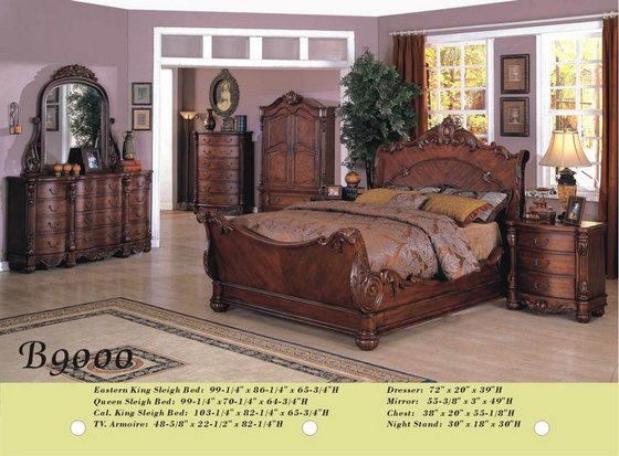 Solid Wood Bedroom Sets | Pallet Furniture Ide
