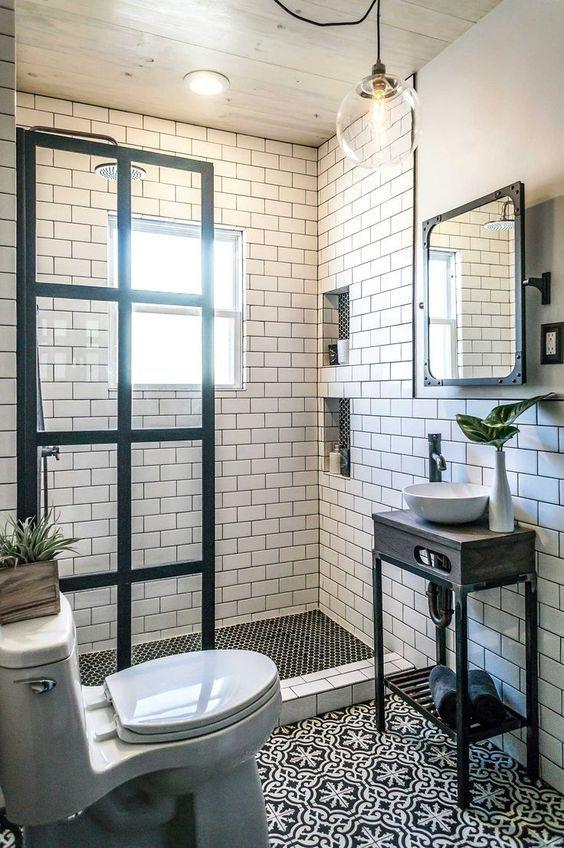 Best 15+ Bathroom Tile Ideas | Small bathroom remodel, Tiny house .